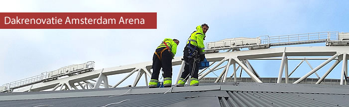 dakrenovatie-amsterdam-arena